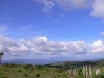 IN den Bergen von Matagalpa - Blick nach Norden - Foto Lothar Jessen